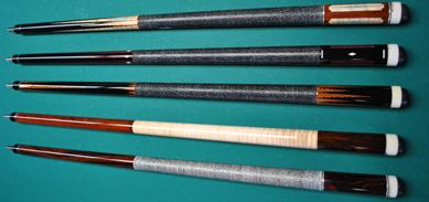 Heidrich Custom Cues was founded in 2009 by Dan Heidrich 573c09813c01